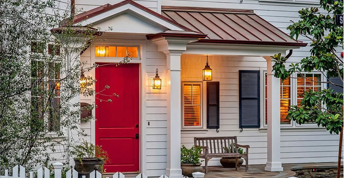 Exterior High Quality Painting Beverly Door painting in Beverly