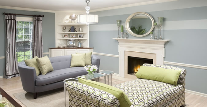 Interior Painting in Beverly